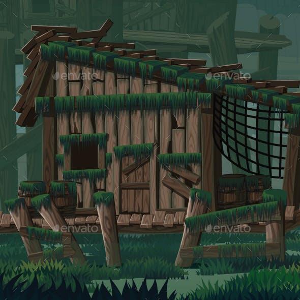 Swamp City Location
