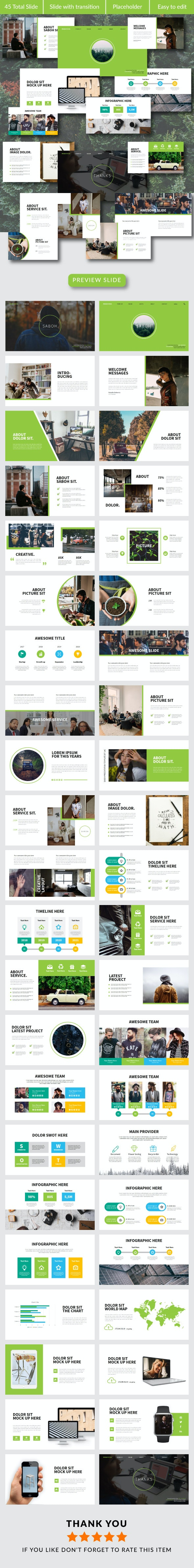 Saboh - PowerPoint - Business PowerPoint Templates