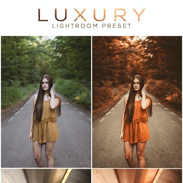 Luxury Lightroom Preset