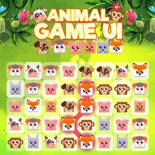 Animal Gam UI Kit