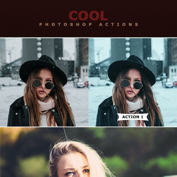 Cool Photoshop Actions