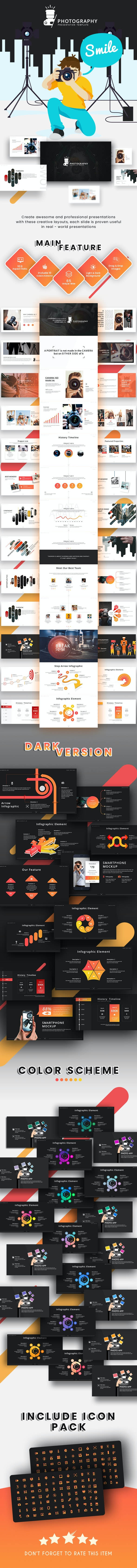 Photography Presentation Template - PowerPoint Templates Presentation Templates