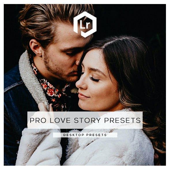 32 Pro Love Story Presets