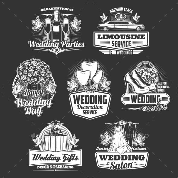 Wedding Company or Marriage Organization Service