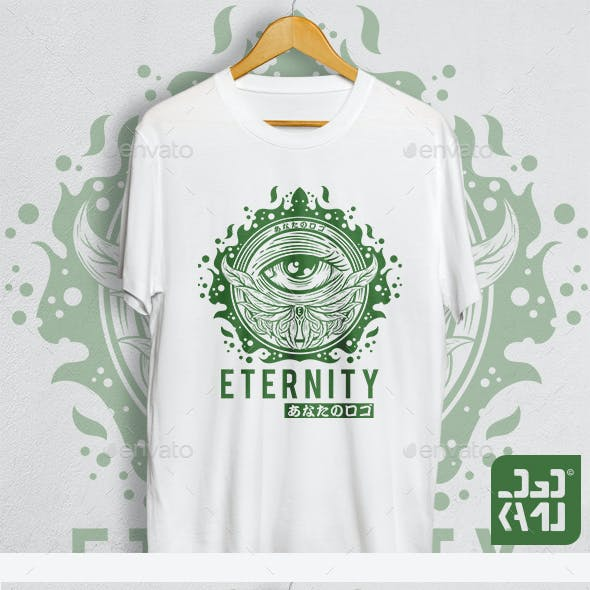 Eternity T-Shirt Design