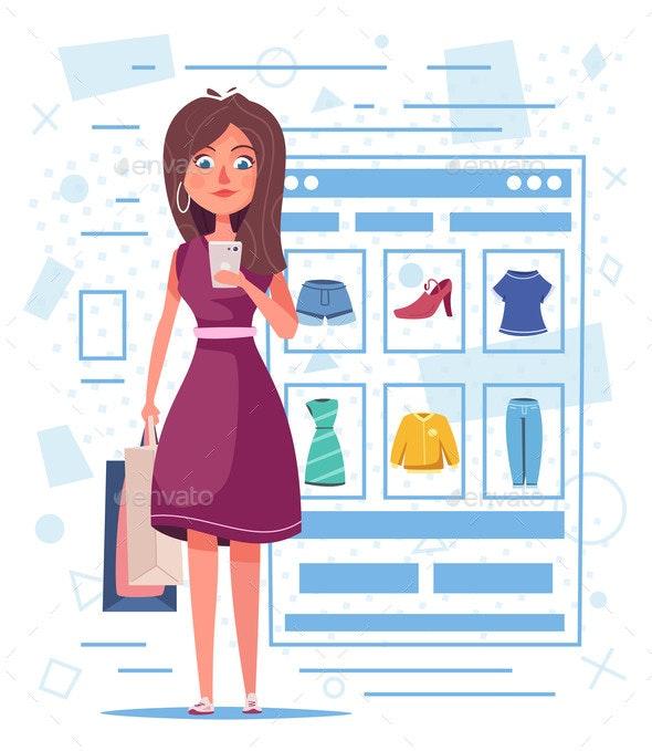 Online Shopping - Web Technology