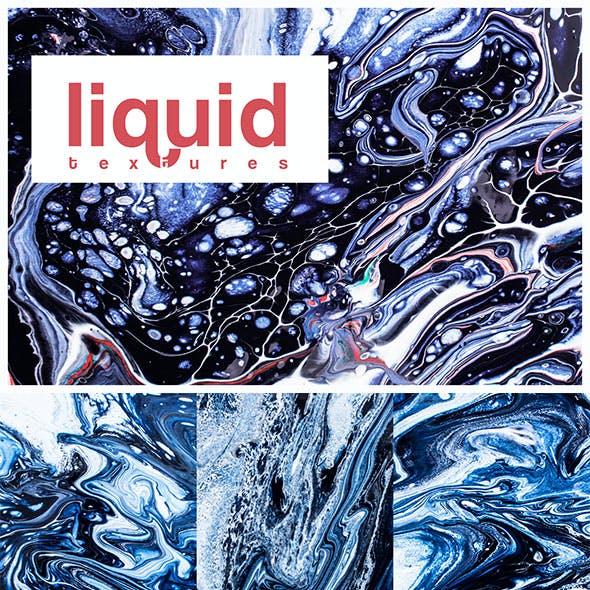 Marble Liquid Textures