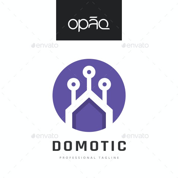 Home Domotic Technologies Logo