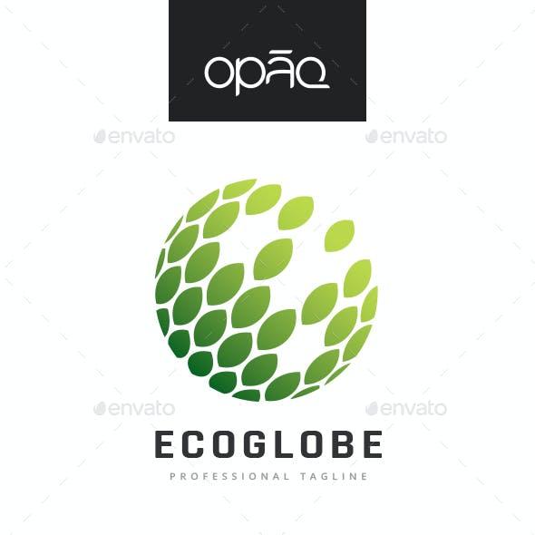 Ecological Globe Logo