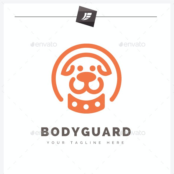Bodyguard Dog Logo