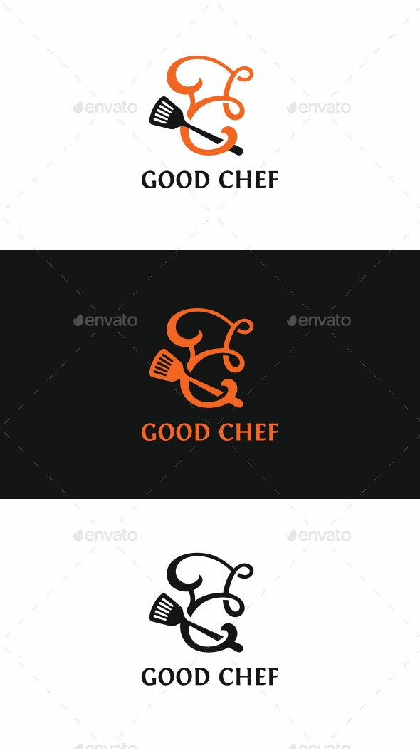 Chef Logo - Food Logo Templates