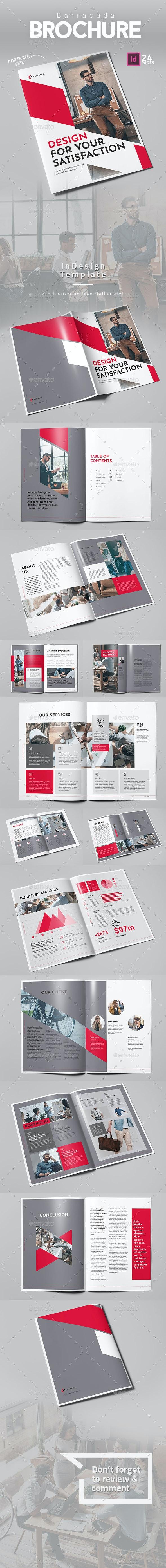 Barracuda Brochure - Corporate Brochures
