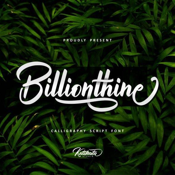 Billionthine