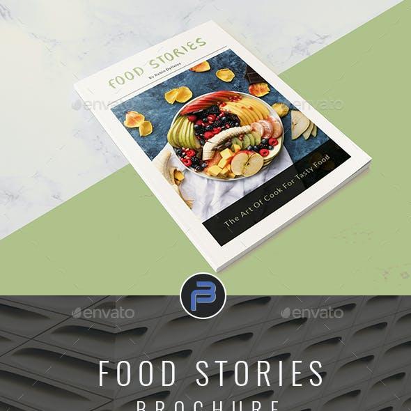 Food Stories Brochure