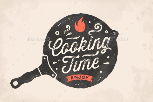 Cooking Time - Food Objects