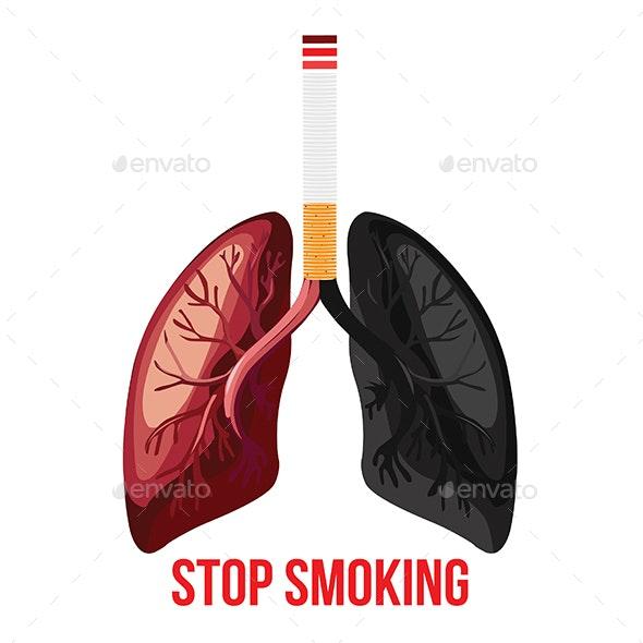 No Smoking and World No Tobacco Day - Miscellaneous Conceptual