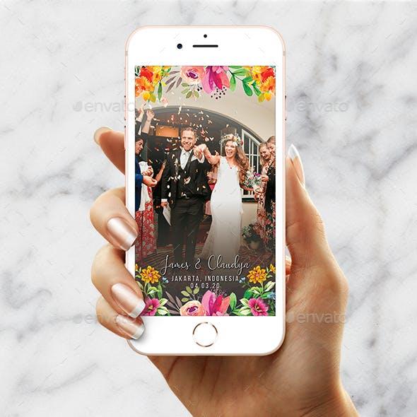10 Multi Purpose Snapchat Set