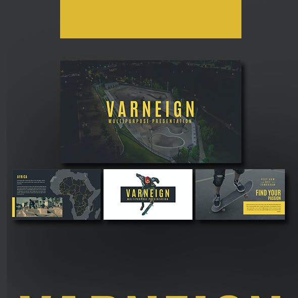 Varneign Multipurpose Presentation