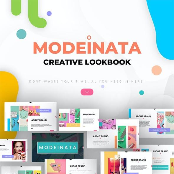 Modeinata Creative Powerpoint