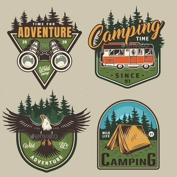 Recreation Logos