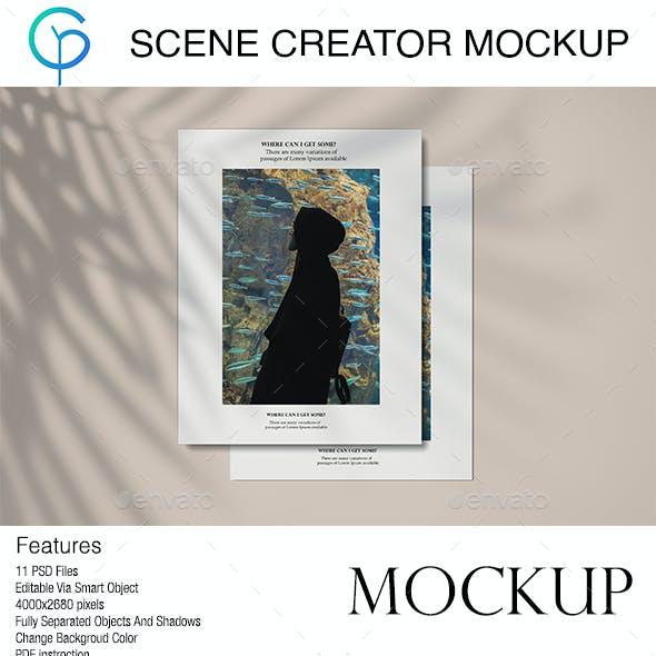 Scene Creator / Mockup Kit