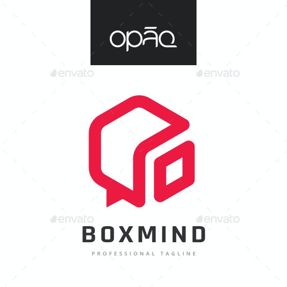 Box Mind Communication Logo