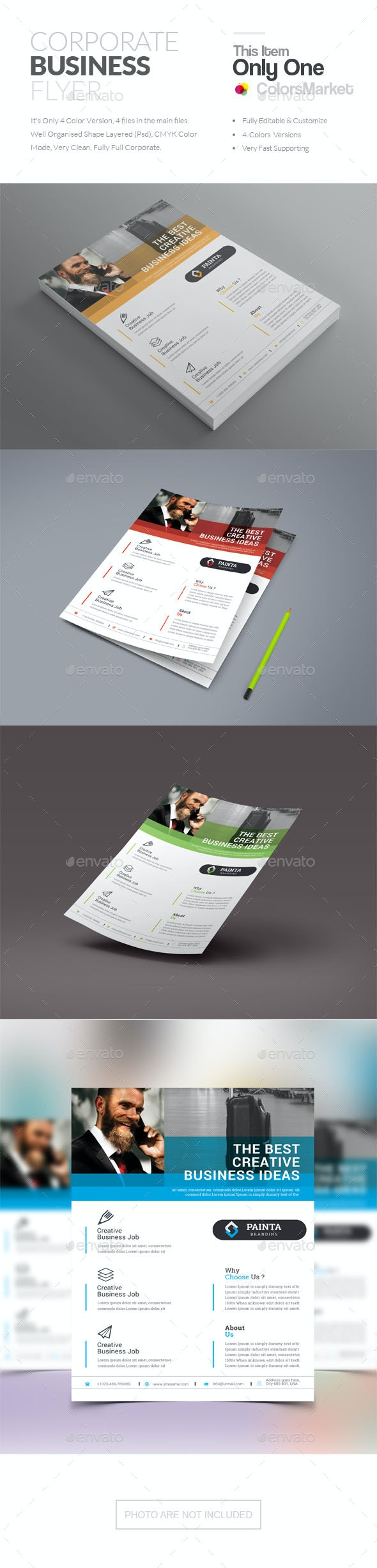 Coporate Flyer - Corporate Flyers