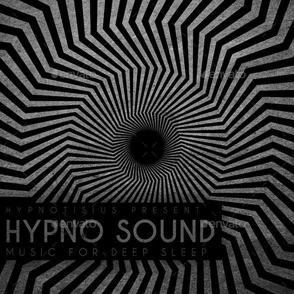 Hypno Sound Album Cover Artwork Template
