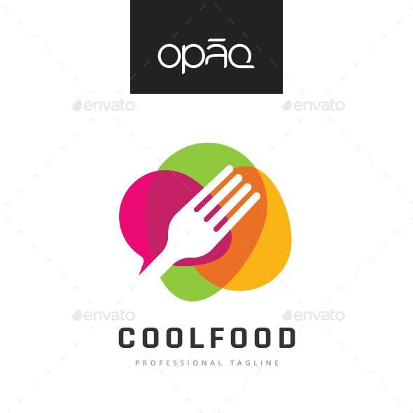 Fork Food Logo