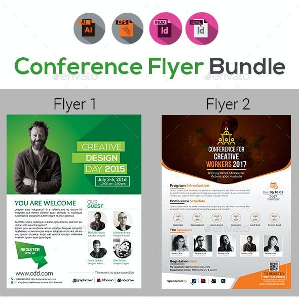 Event | Conference Flyer Bundle