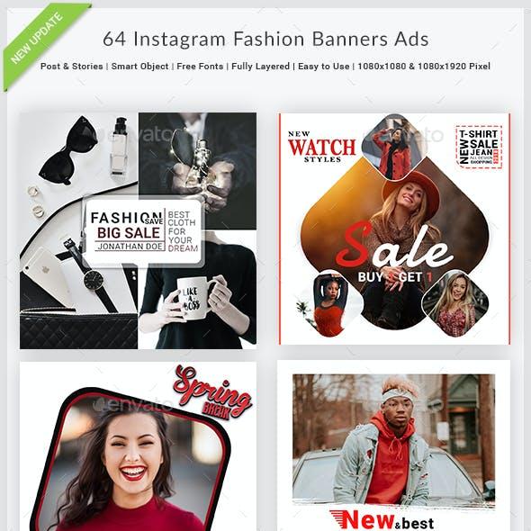 Instagram Banner Ads