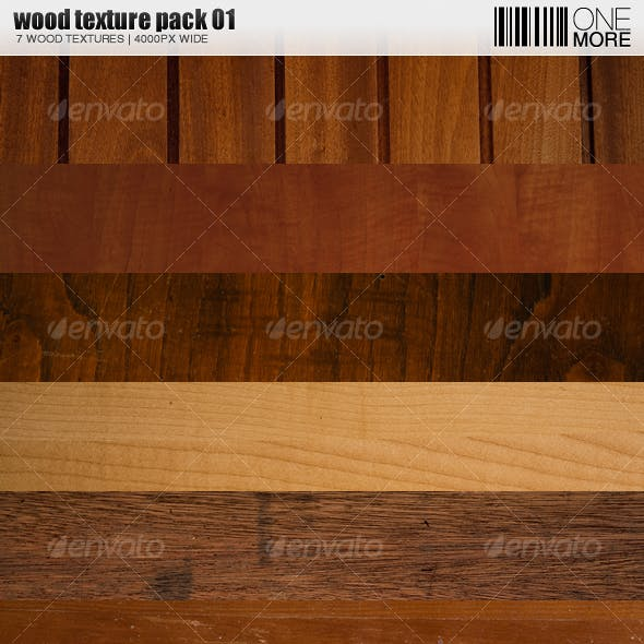 wood texture pack 01