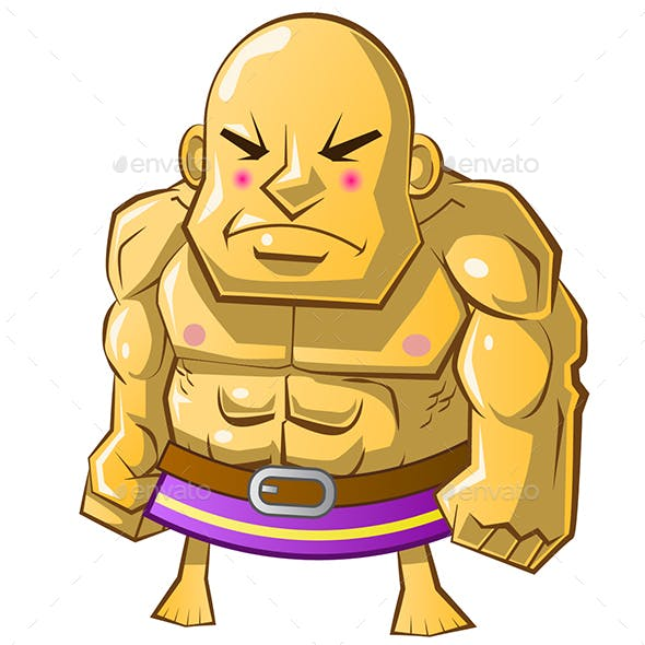 Brute Character Design
