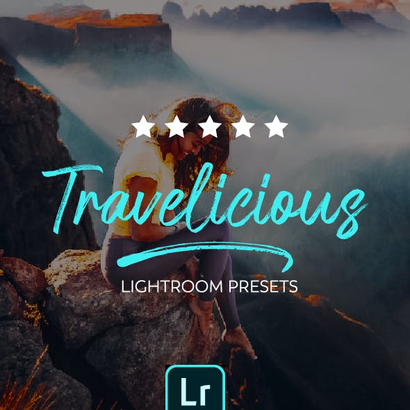 Travelicious Lightroom Presets