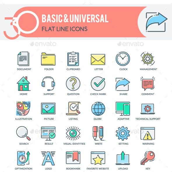 Basic Web Icons.ai