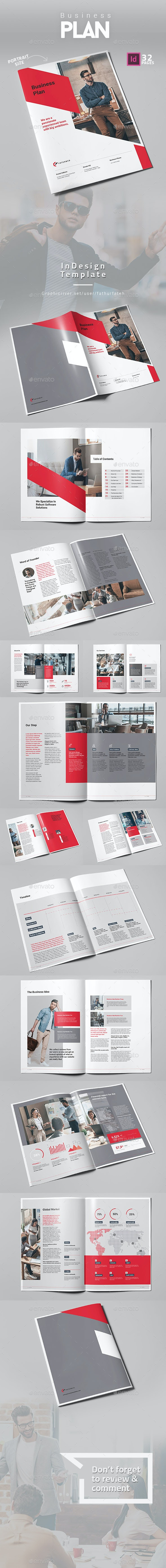 Barracuda Business Plan - Corporate Brochures
