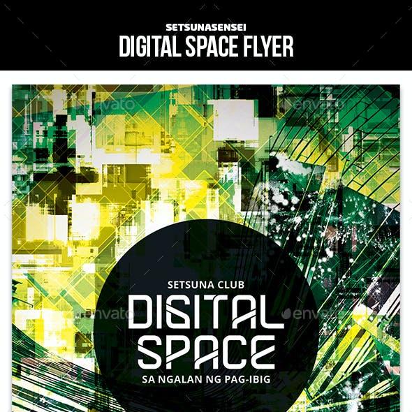 Digital Space Flyer