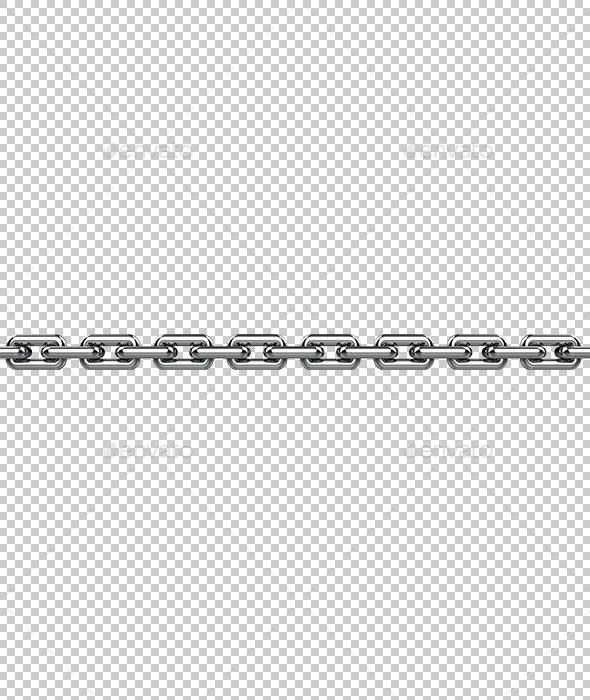 Chain - Objects 3D Renders