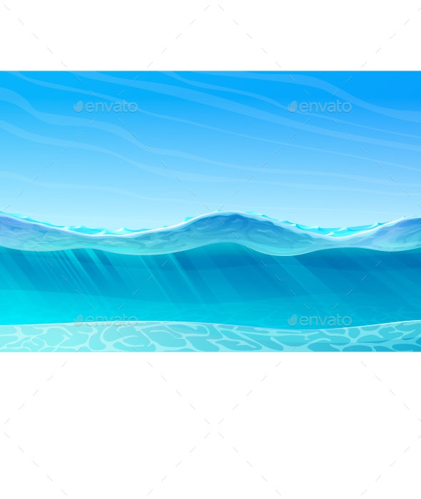 Underwater sea - Landscapes Nature