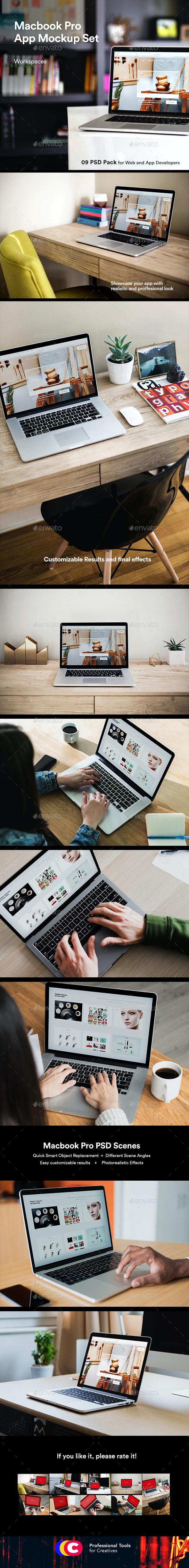 Psd Laptop Mockups - Laptop Displays