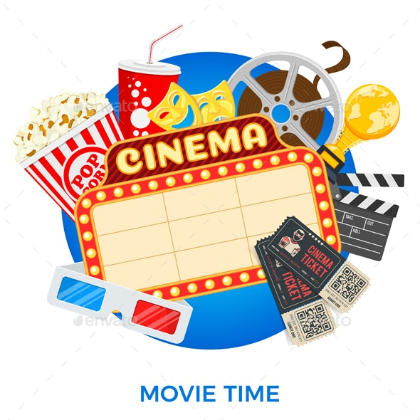 Cinema and Movie Banner - Miscellaneous Seasons/Holidays