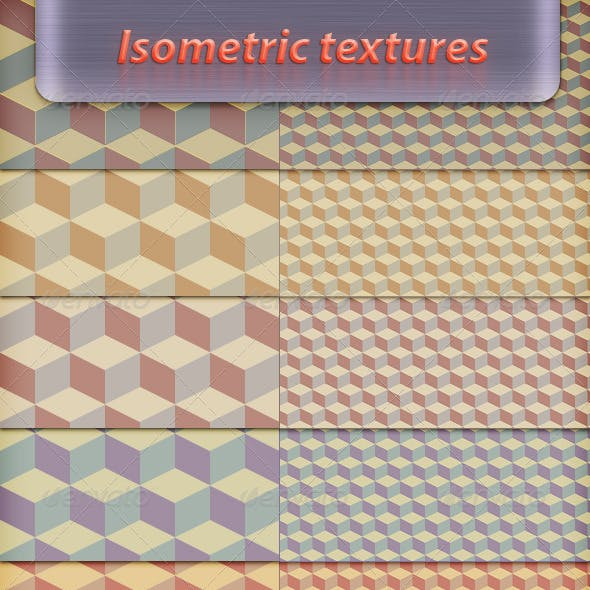 Isometric Background