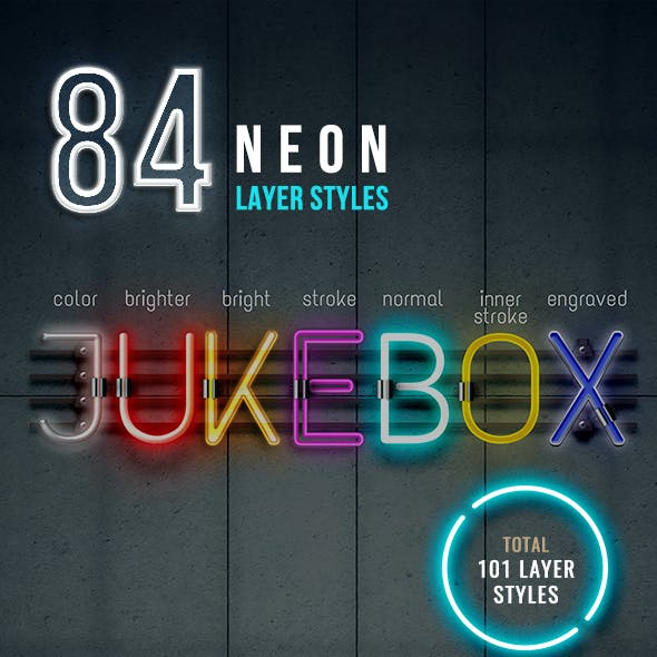 Neon Sign Styles Creator