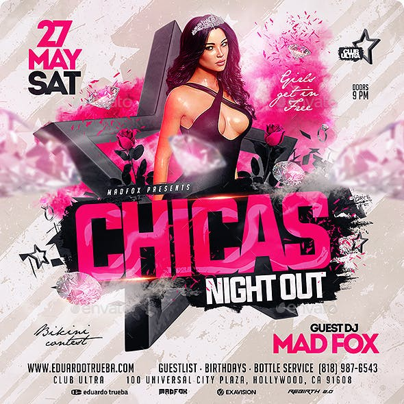 Chicas Night Out