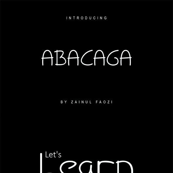ABACAGA
