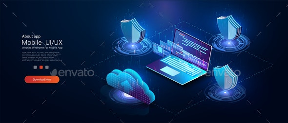 Program Development and Programming Isometric - Computers Technology