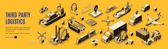 Third Party Logistics - Concepts Business
