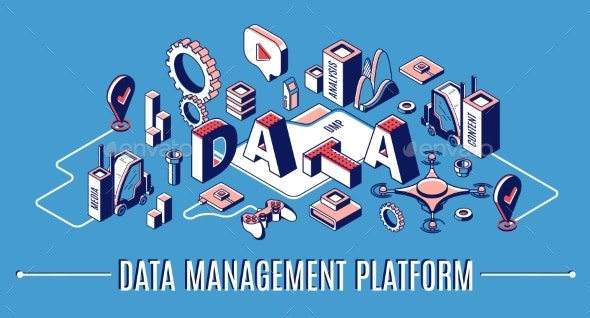 Data Management Platform - Computers Technology