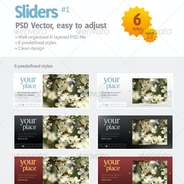 Sliders #1