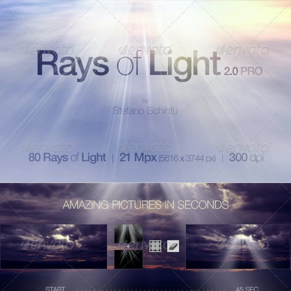 Ray of Light v2.0 PRO + Sun Action Bundle